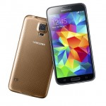 Galaxy S 5 SM-G900F copper GOLD